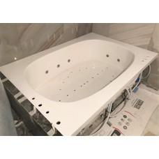 Ванна джакузи на заказ по индивидуальным размерам